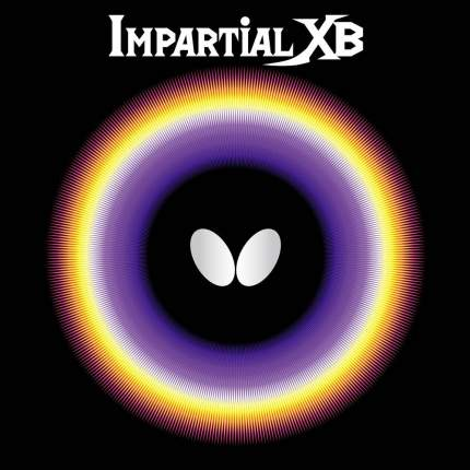 Накладка для ракетки Butterfly Impartial XB черная max