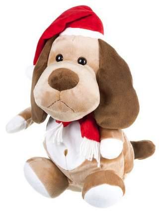 Мягкая игрушка-сумочка Snowmen Собачка, 28 см