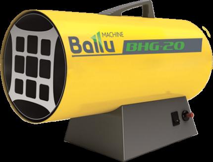Газовая тепловая пушка Ballu BHG-60