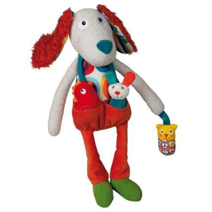 Развивающая игрушка Ebulobo Пёсик Тони