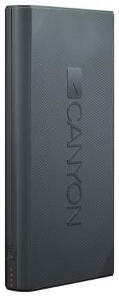 Внешний аккумулятор CANYON CNE-CPBF160 16000 мА/ч Grey