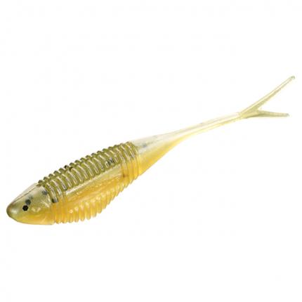 Червь силиконовый Mikado Fish Fry для Drop Shot 5,5 см, 347, 5 шт.