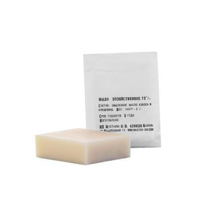 Хозяйственное  мыло МОМ 130 г