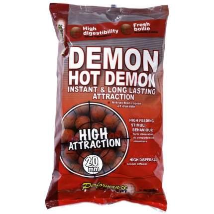 Бойлы тонущие Starbaits Performance Concept Hot Demon Long Life Boilies 20 мм 1 кг