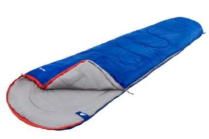 Спальный мешок Trek Planet Easy Trek синий, левый
