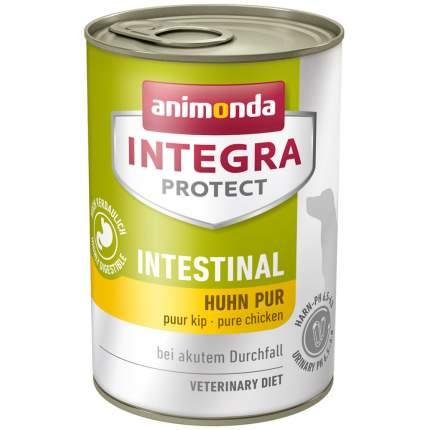 Консервы для собак Animonda Integra Intestinal, курица, 400г