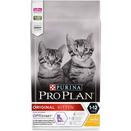 Сухой корм для котят PRO PLAN Junior Original, курица, 3кг