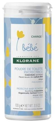Детская присыпка Klorane Bebe 100 г