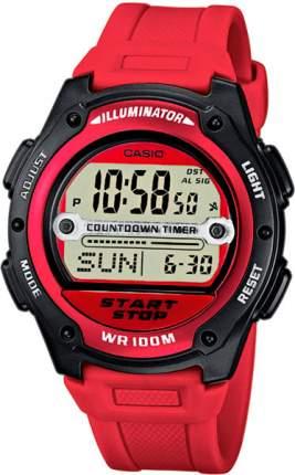 Наручные часы электронные мужские Casio Collection W-756-4A