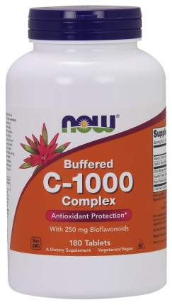 Витамин C NOW C-1000 Complex Buffered 180 табл.