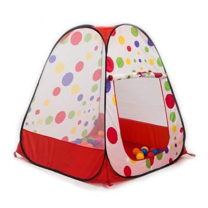 Палатка игровая НАША ИГРУШКА Цветной горох 985-Q34
