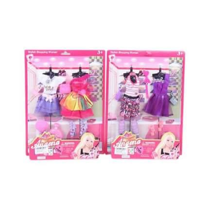 НАША ИГРУШКА Наряд одежды для куклы Модный, 29 см