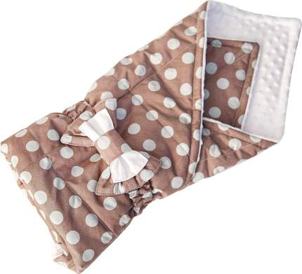 Конверт-одеяло SlingMe Марк коричневый