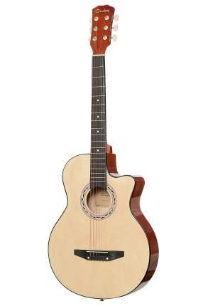 Акустическая гитара COWBOY 3810C N