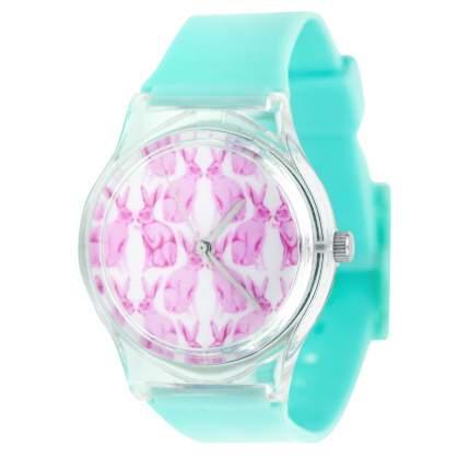 Наручные часы кварцевые женские Kawaii Factory Tempo Розовые кролики KW095-000363