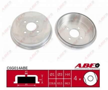 Тормозной барабан ABE C6G014ABE