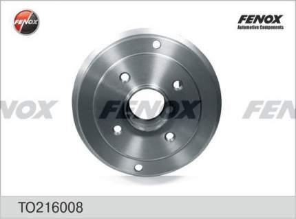 Тормозной барабан FENOX TO216008