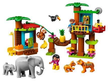 Конструктор LEGO Duplo Тропический остров