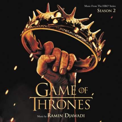 Soundtrack Ramin Djawadi: Game Of Thrones, Season 2 (CD)