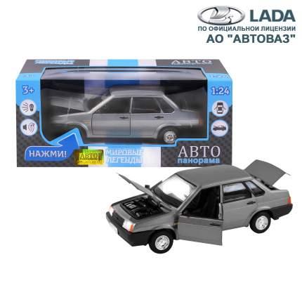 Машинка Автопанорама металлическая ВАЗ 21099 1:22 JB1200154