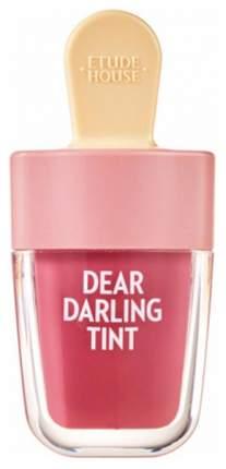 Тинт для губ Etude House Dear Darling Water Gel Tint Red Bean Red 4,5 мл