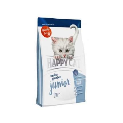 Сухой корм для котят Happy Cat Fit & Well Sensitive, с чувствительным пищеварением, 1,4кг