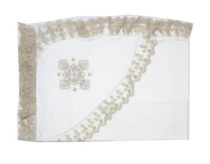 Уголок для крещения с вышивкой Платина