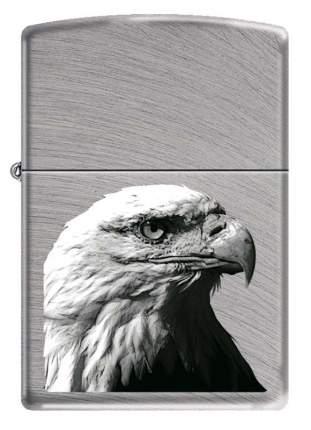 Бензиновая зажигалка Zippo 24647 Eagle Head Chrome Arch