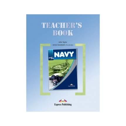 Navy. Teacher'S Book. книга для Учителя
