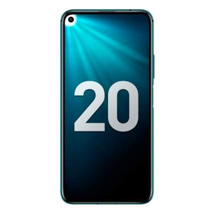 Смартфон Honor 20 Pro 256Gb Shimmering Turquoise (YAL-L41)