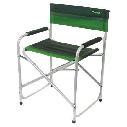 Кресло складное ZAGOROD К 901 зеленое