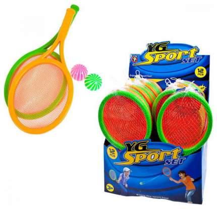 Игровой набор YG Sport Теннис YG16G 12 штук в дисплее