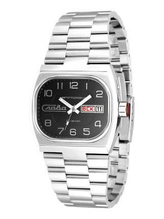 Наручные механические часы Слава Телевизор 7620024/100-2427