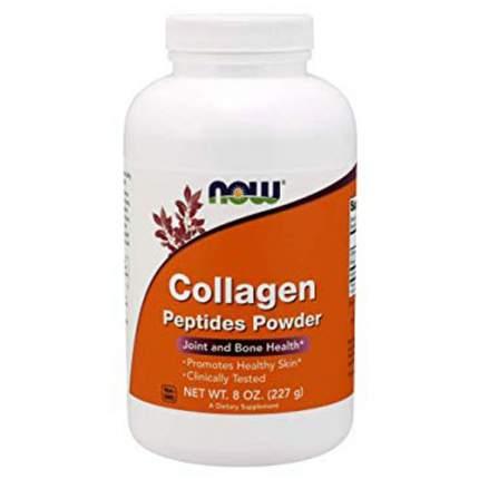 NOW Collagen Peptides Powder (227 грамм) - пептиды коллагена в порошке