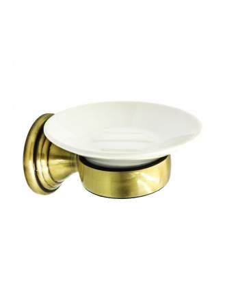 Держатель с мыльницей BATH PLUS BRONX gold BXG-65708