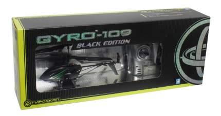 """Вертолет с гироскопом на р.у. 1 TOY """"Gyro-109 Black Edition"""" Т58768"""