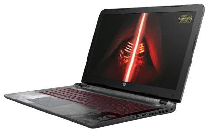 Ноутбук HP Star Wars Special Edition 15-an001ur (P3K92EA)