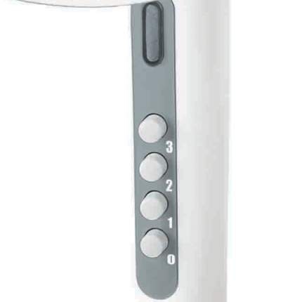 Вентилятор напольный Scarlett SC-1371 white/grey