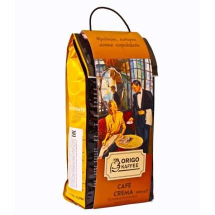 Кофе в зернах Origo cafe crema gourmetrostung 1000 г