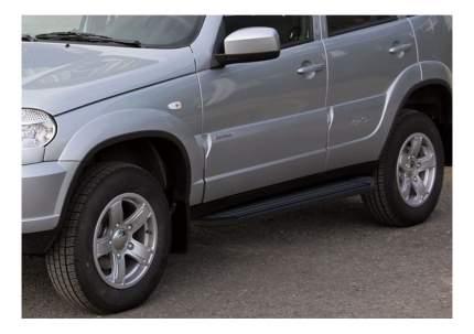 Порог-площадка RIVAL для Chevrolet (A160ALB.1001.2)