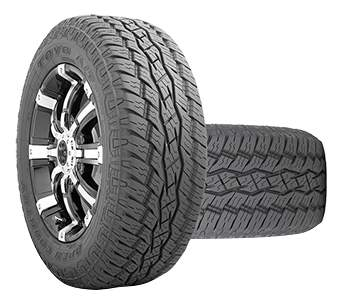 Шины TOYO Open country A/T Plus LT235/85 R16 120/116S (TS01099)