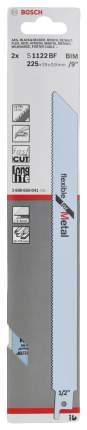Полотно по металлу для сабельных пил Bosch S 1122 BF 2608656041