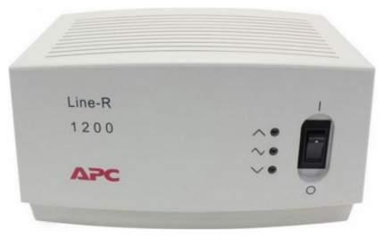 Однофазный стабилизатор APC Line-R 1200VA