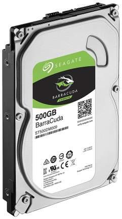 Внутренний жесткий диск Seagate BarraCuda 500GB (ST500DM009)