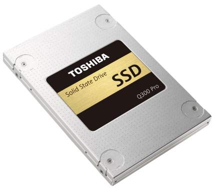 Внутренний SSD накопитель Toshiba Q300 Pro 256GB (HDTSA25EZSTA)