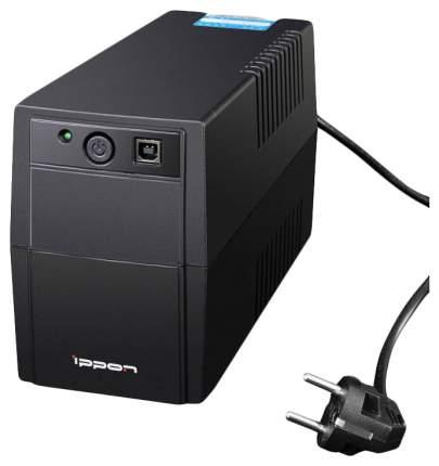 Источник бесперебойного питания IPPON Back Basic 850 Black