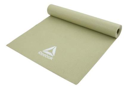 Коврик для йоги Reebok RAYG-11022GN зеленый 4 мм