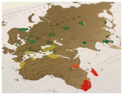 Карта Мира Badlab True Map
