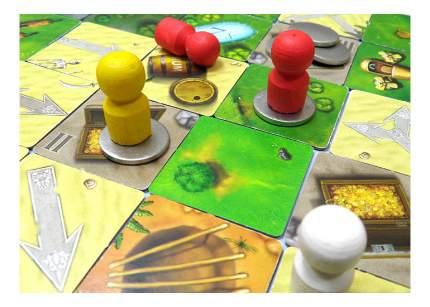 Настольная игра Magellan Шакал. Остров сокровищ