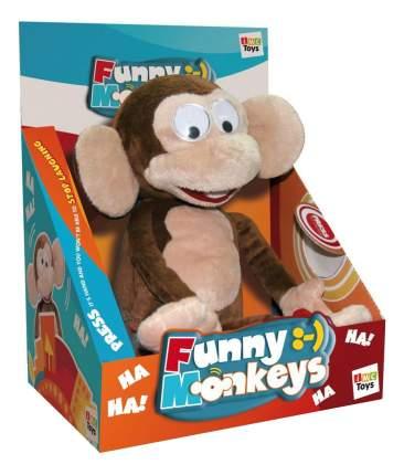 Мягкая игрушка IMC Toys Обезьяна 25 см